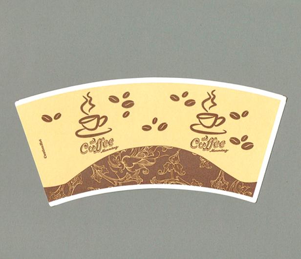 PEเคลือบกระดาษถ้วยแฟนวัตถุดิบสำหรับถ้วยกระดาษ