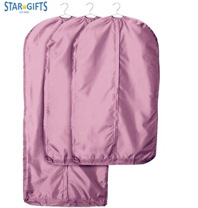 Reusable Washable Water-proof Eco Custom Wholesale Mini Small Nylon Children Garment Bags For Kids