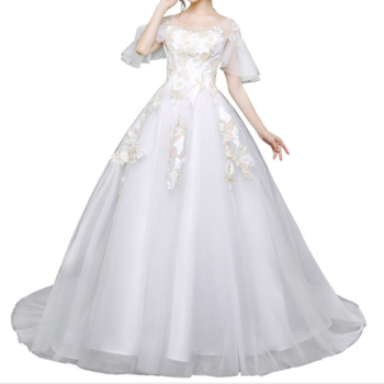 Z91893A High Quality Custom Made Sweetheart Cheap Wedding Dress Tulle Bridal Dresses Wedding Dresses
