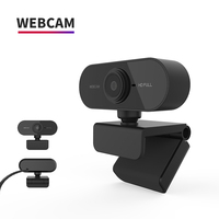 1080P Webcam with Microphone USB Web Camera Streaming Web Cam for Video Calling