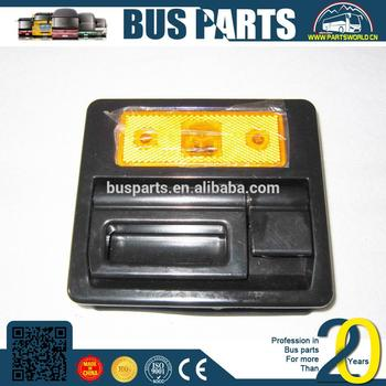 FAW parts bus ignition interlock device ignation lock glove compartment KingLong parts,