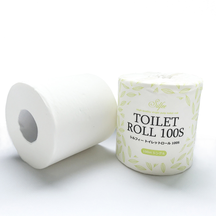 Wholesale disposable custom water soluble non polluting degradable biodegradable toilet paper <strong>roll</strong>