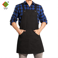 Durable Oxford fabric barbecue apron by yaheng