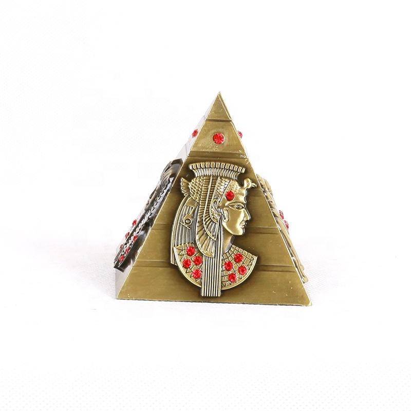 3D Decorative Statue Egypt Souvenirs Egyptian Statue Pyramid