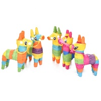 Hot Sale Colorful Mini Donkey Pinata For Kids