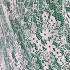 Nylon Lace Custom Nylon Cotton Lace Fabric For Dress Decoration