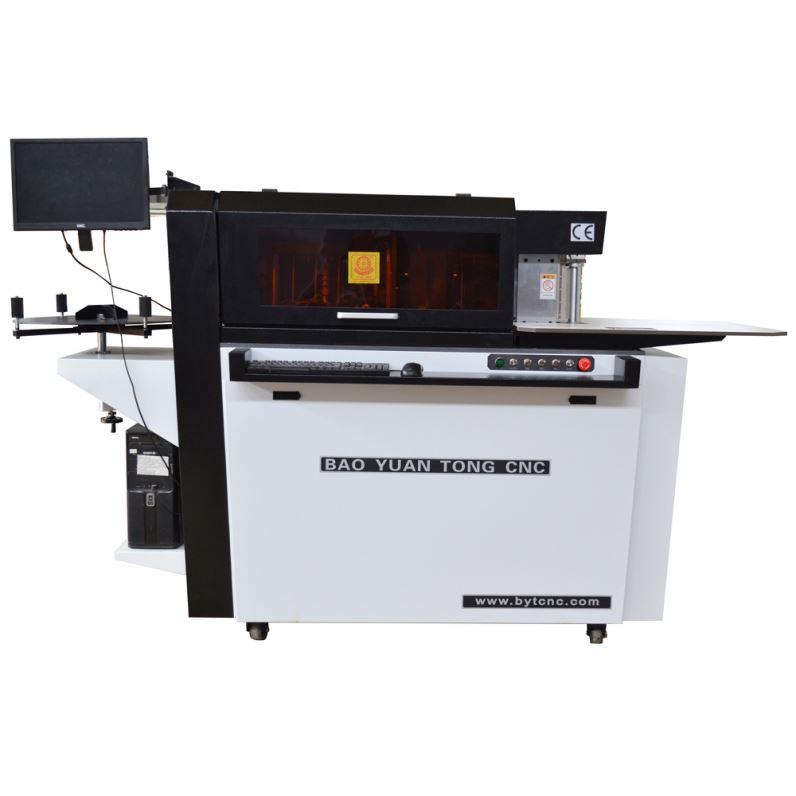 Strip Bending Machine For Stainless And Aluminum Steel Letter  Led Light