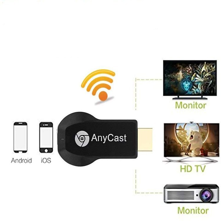 Best wireless Google chromecast 1080p hdmi dongle WIFI display receiver for HD TV