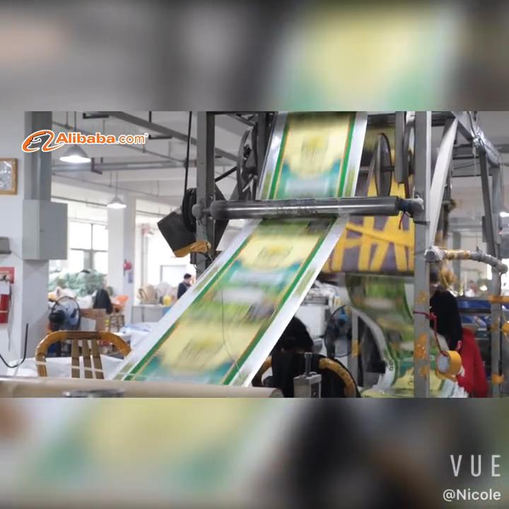 الصين الصانع مخصص تصميم 10 كجم حقائب لتعبئة الأرز البولي بروبلين حقيبة منسوجة من البولي بروبيلين الأرز الحبوب كيس 25 كجم أكياس الأرز البلاستيكية للبيع