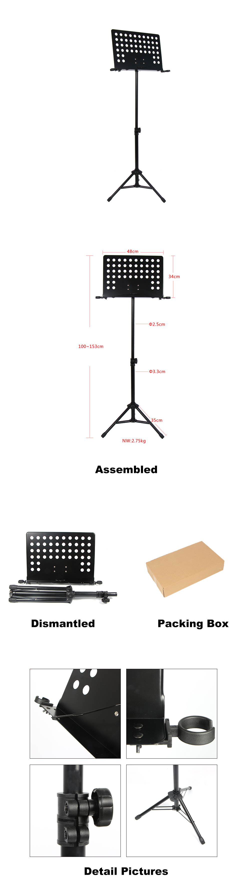 Qualidade Premium Equipamento Musical Fabricante OEM/ODM