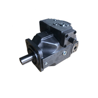 China Manufacturer Variable Displacement High Pressure Hydraulic Piston Pump A4VSO40