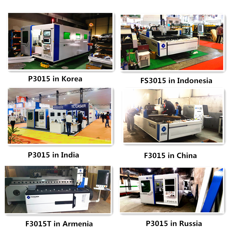 2020 World advanced  fiber laser cutting machine for metal sheet and dia20-220mm pipe