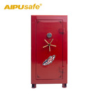 High glossy paint finish Gun safe/High-end Gun cabinet/Fireproof gun safe with U L listed SecuRam Electronic lock RGH593024-E