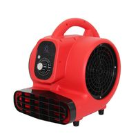 Home and Hospital Drying Equipment 1/4HP 1000CFM ETL/CE/CCC Listed Floor Carpet Dryer Air Blower