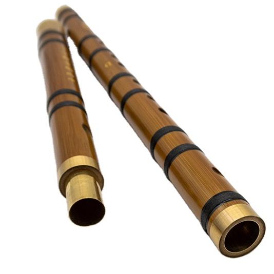 China Großhandel billige Bambus flöte 6 Löcher Student Recorder Flöte Handgemachte chinesische Bambus flöte