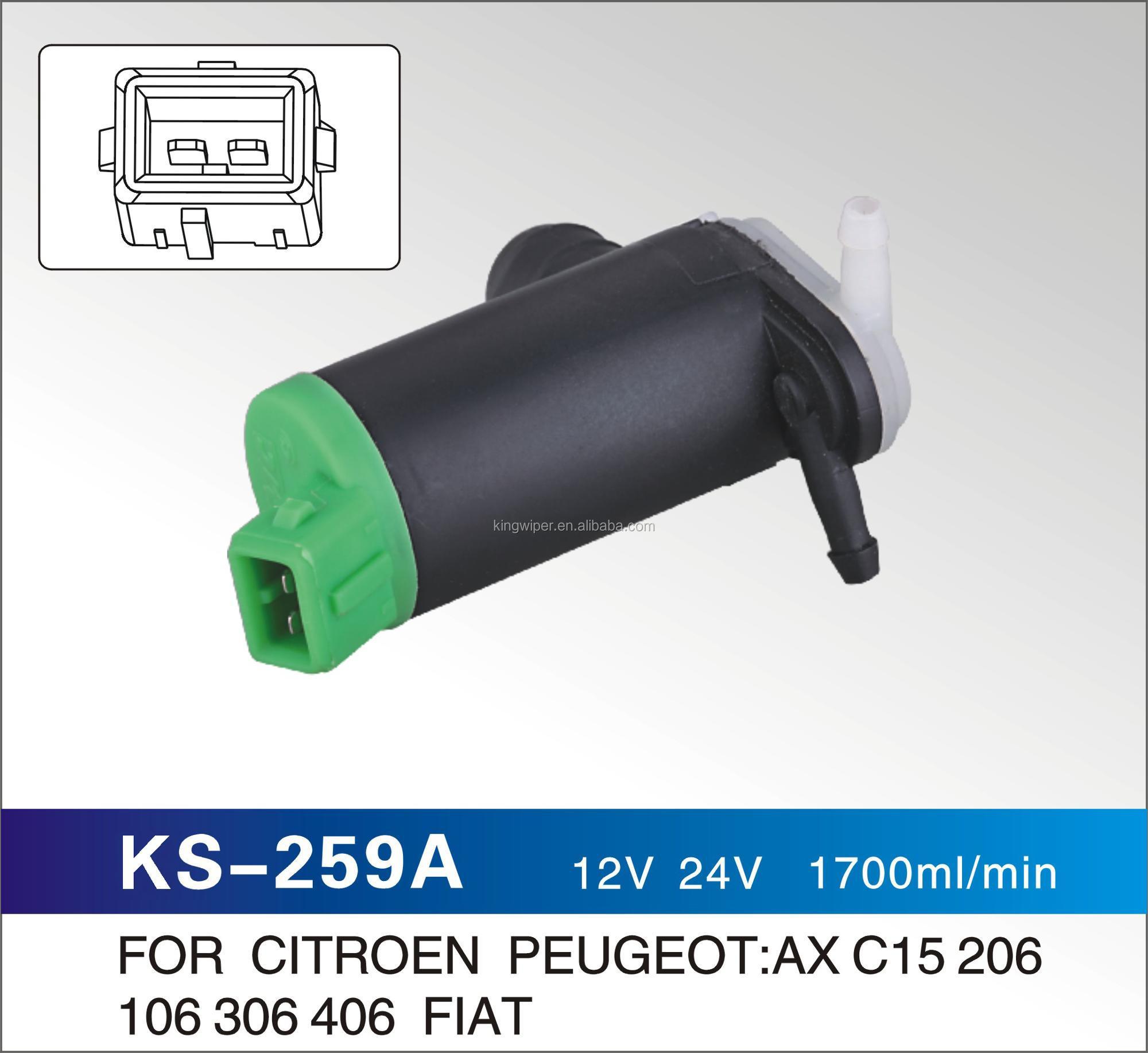 Windscreen Washer Pump V25080001
