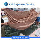 Nnatong inspection service quality control of textile fabric cloth random check pre-shipment inspection