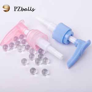 bottle roller ball 2mm 3mm 4mm 5mm 6mm solid precision transparent glass marbles