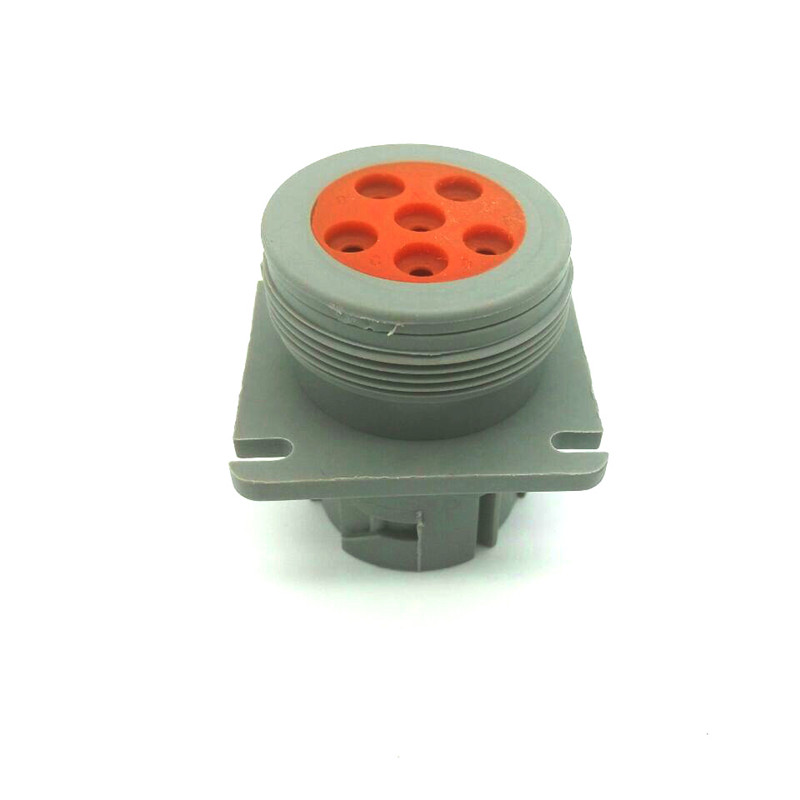 Deutsch 6pin J1939 male female plug for diesel engine HD10 Series J1939 6Pin 6 Port Connector