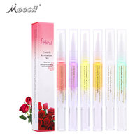 15 Flavors Nail Nutrition Oil Pen Nails Treatment Repair Tool Nail Manicure Care Cuticle Revitalizer Oil