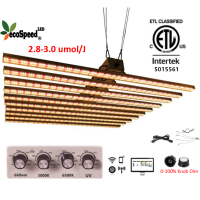 Hot Products IP65 LED Aquarium Light 800w 1000w with MeanWell LED Driver 347V 110V 220V