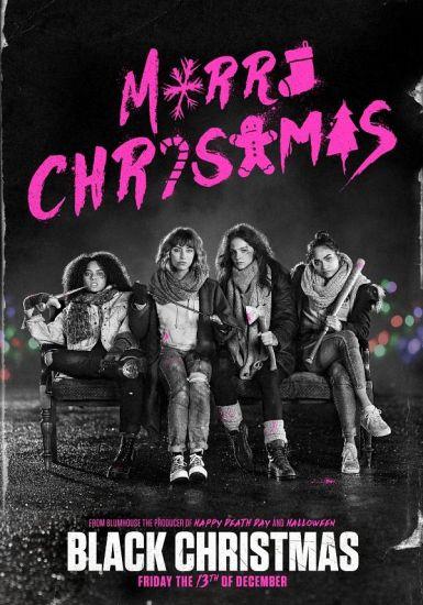 黑色圣诞节