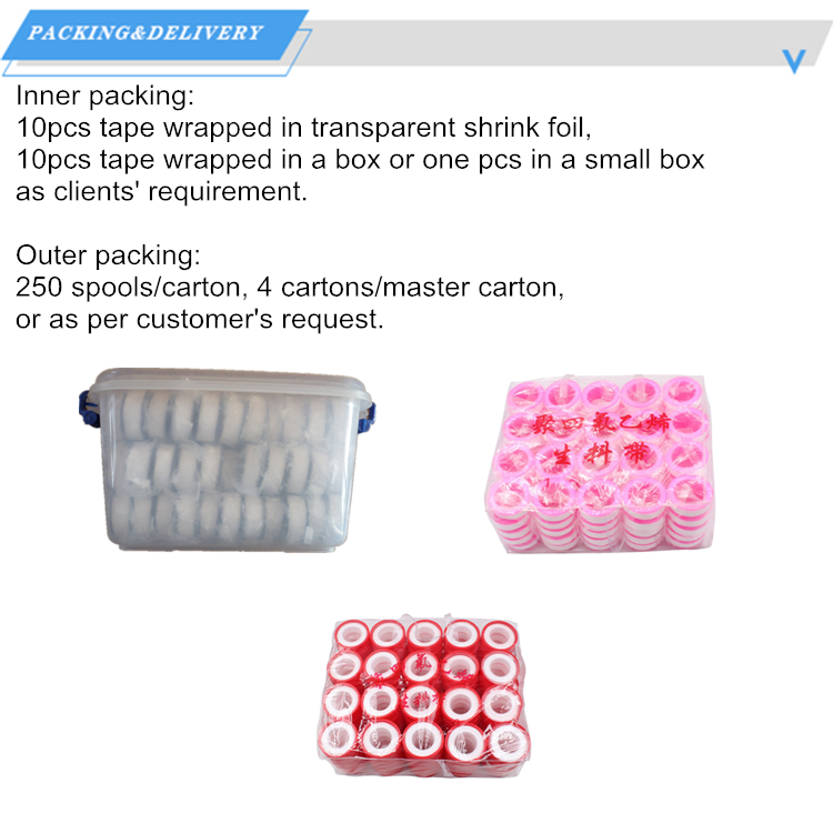 Grosir Tukang Ledeng 100% Semua Jenis Tahan Air PTFE Sealing Tape