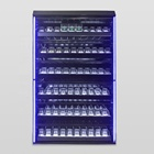 Advertising [ Shop ] Cigarettes Rack Display MOQ 20pcs Supermarket/ Gas Station/ Mall/ Shop Posm Cigarette Display Rack 6 Layers For Sale