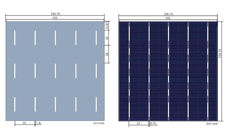 Cheap solar cell small solar cell poly solar cell polycrystalline solar cells mini solar cell for sale from factory