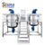 Shampoo Mixer And Homoginize Stainless steel electric heating liquid mixing tank with agitator