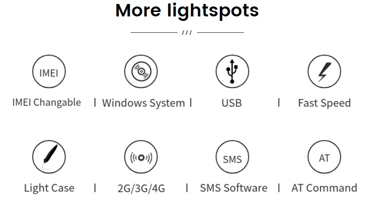 Termurah SMS Gateway Sim Bank 8 Port SIM Bank Mengirim SMS Secara Massal
