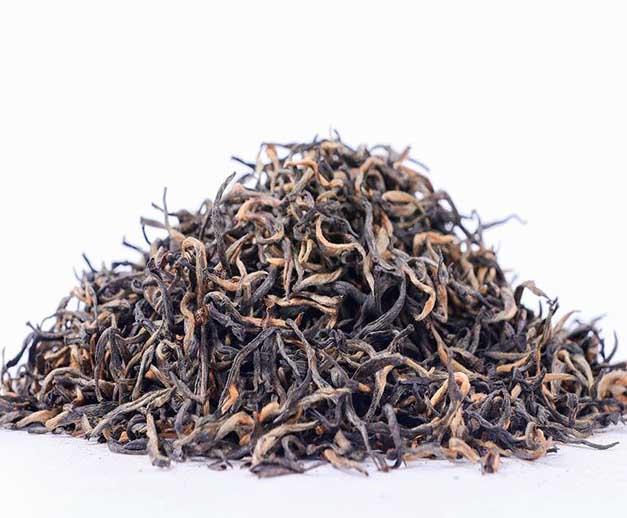 High Mountain Black Tea Jinjunmei Tea Organic Black Tea - 4uTea   4uTea.com