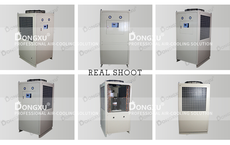 Dongxu Hvac refrigeration cool system machine high efficient industrial water chiller
