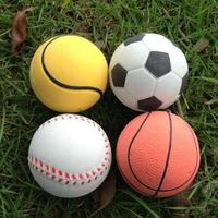 6.3CM Rubber Foam Ball, Rubber Foam Pet Ball(Dog Ball)