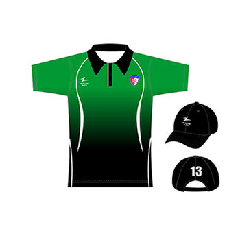 China Supplier Sublimation Cricket Jerseys Sports Men's Wholesale Custom Cricket Uniform Clothing