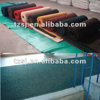 pvc soft and anti-slip floor carpet roll mat