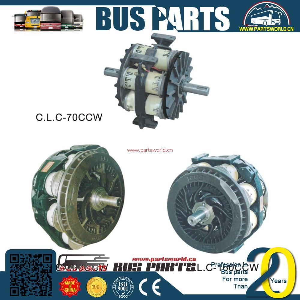 YUTONG brake retarder auto parts auot coil bus