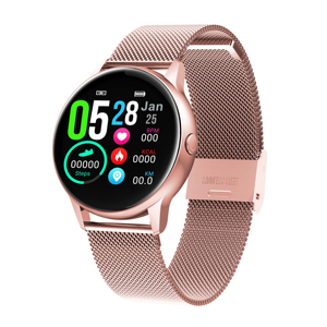 DT88 Smart Watch 2019 IPS Color Screen Smartwatch women Fashion Fitness Tracker Heart Rate monitor Multiple sports modes IP68
