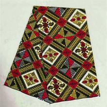 2020 Анкара Африканский батик с принтами pagne настоящий воск ткань Швейные материалы для DIY ремесла свадебное платье 100% полиэстер высокое каче...(Китай)