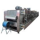 China Suppliers Soda Cracker Biscuit Machine Soft Hard Biscuit Production Line Biscuit Making Machine