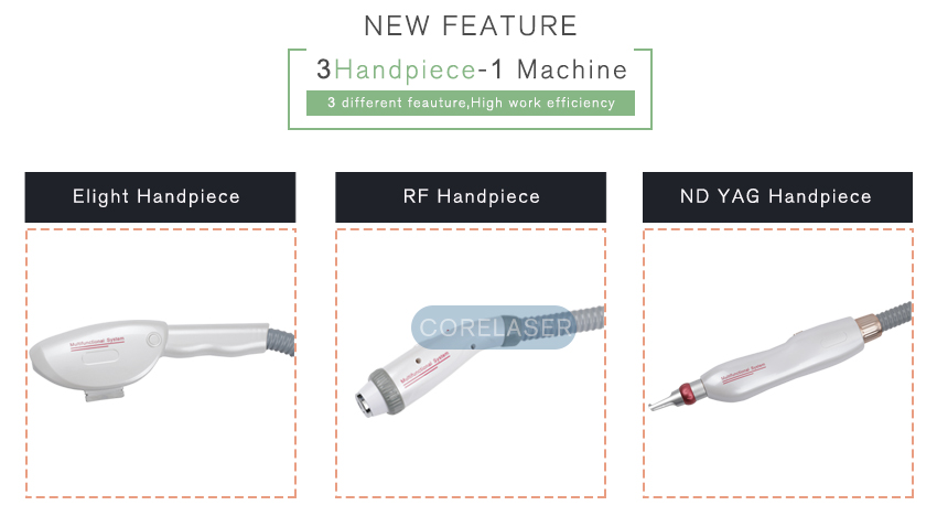 new face lifting ipl remover