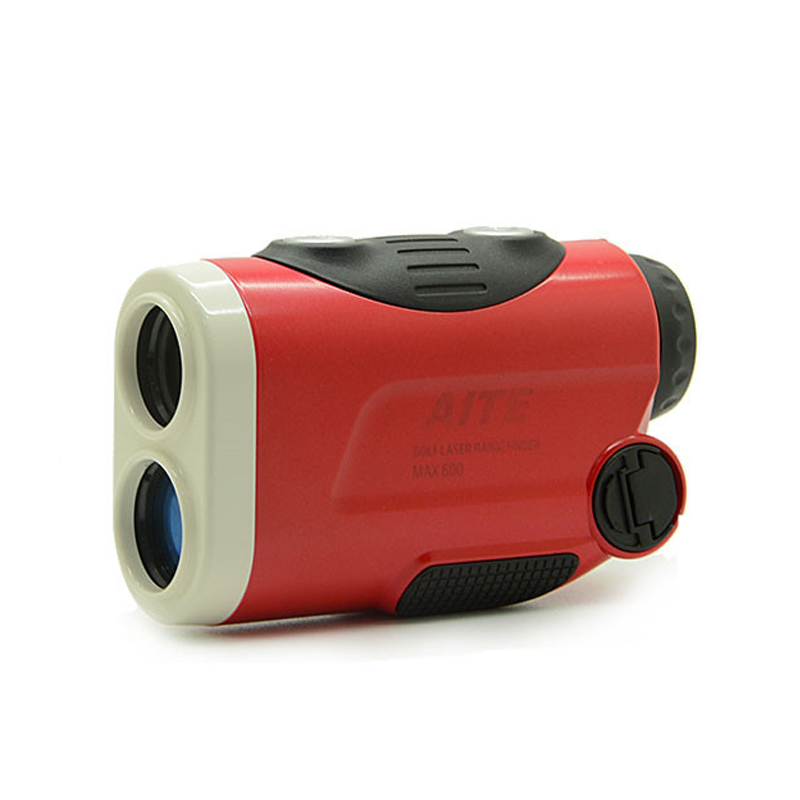 600 Yard Range 6X Magnification Laser Rangefinder Golf with Pulse Vibration