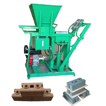 best interlocking paver brick making machine