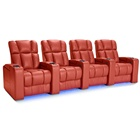 JKY Furniture New Luxury Home Theater Recliner Seats With Cushion Sofa Recliner Chair For Cinema