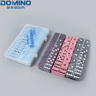 Game Dominoes Dominoes Board Game Toy Double 6 Dominoes Set For Education
