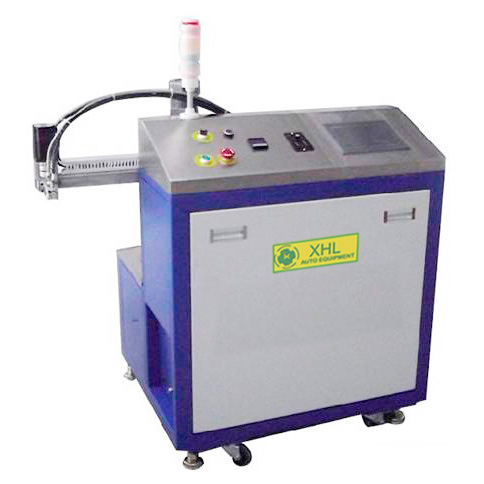 XHL-SA101 semi automatic glue potting machine for led letters light