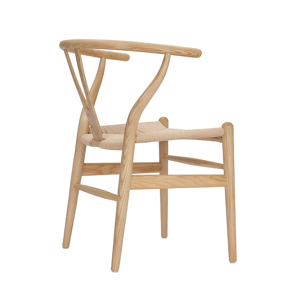 RTS Ash wood Hans Wagner/ Danish /Professional factory Solid Wood Dining <strong>Chairs</strong> Wishbone <strong>Chair</strong>