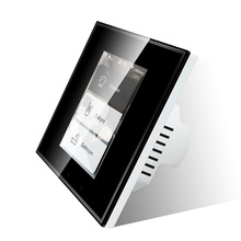 2020 Lanbon Ultime 6 modello in un LCD WIFI Smart Switch <span class=keywords><strong>Interruttore</strong></span> <span class=keywords><strong>di</strong></span> Colore Lanbon wifi smart Switch