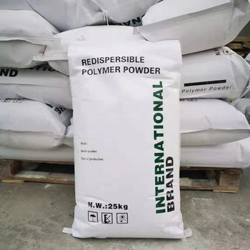 Professional Factory Supply Redispersible Polymer Powder VAE RDP Copolym Powder for Smoothing Mortar