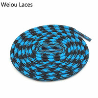 Weiou Laces Rope Laces Colors Shoelaces For Adults With Custom Hot Selling Fashion Shoelaces Polyester High Quality On Line